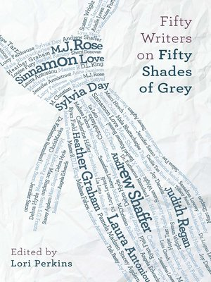 cover image of Fifty Writers on Fifty Shades of Grey