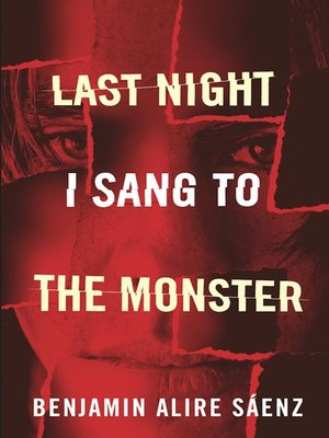 cover image of Last Night I Sang to the Monster