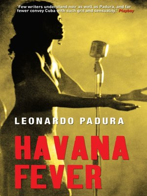 cover image of Havana Fever