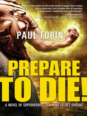 cover image of Prepare to Die!