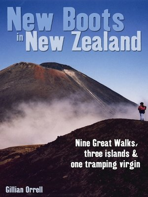 cover image of New Boots in New Zealand