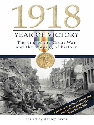 cover image of 1918 Year of Victory
