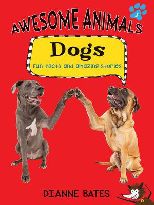 cover image of Awesome Animals, Dogs