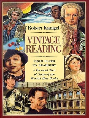cover image of Vintage Reading