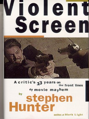 cover image of Violent Screen