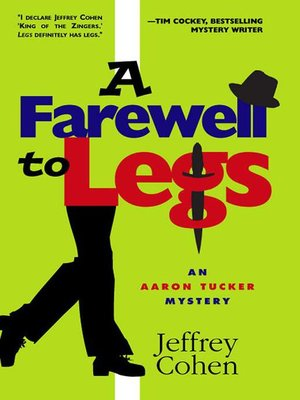 cover image of A Farewell to Legs
