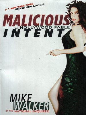 cover image of Malicious Intent