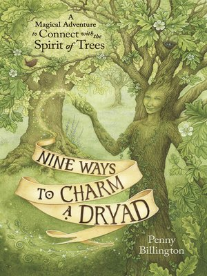 cover image of Nine Ways to Charm a Dryad