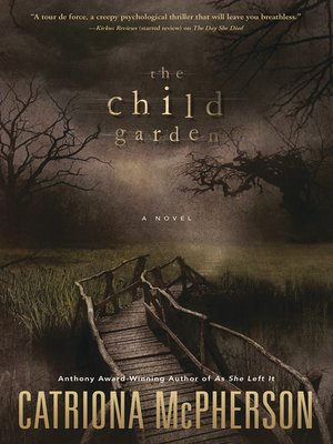 cover image of The Child Garden