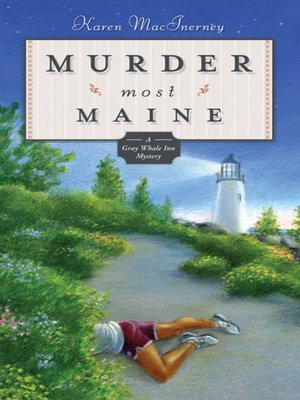 cover image of Murder Most Maine