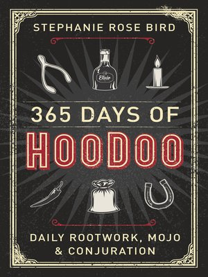cover image of 365 Days of Hoodoo