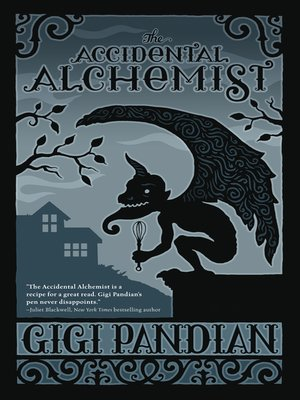 cover image of The Accidental Alchemist