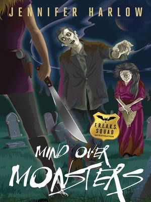 cover image of Mind Over Monsters