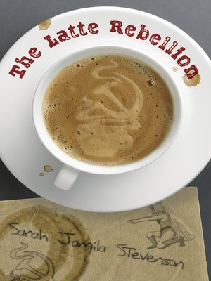 cover image of The Latte Rebellion