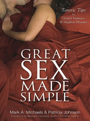 cover image of Great Sex Made Simple
