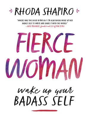 cover image of Fierce Woman