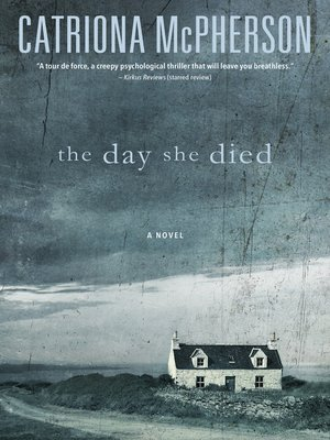 cover image of The Day She Died