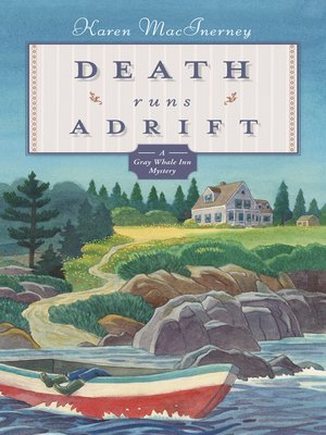 cover image of Death Runs Adrift
