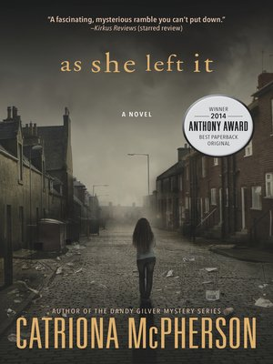 cover image of As She Left It