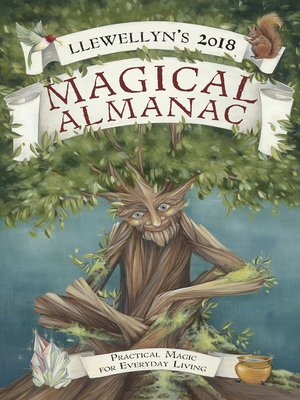 cover image of Llewellyn's 2018 Magical Almanac