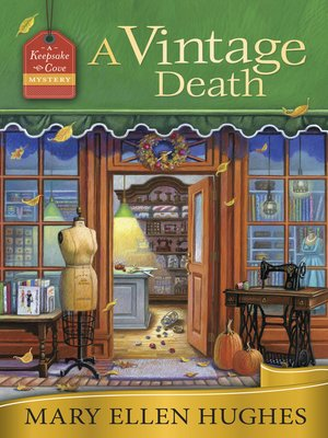 cover image of A Vintage Death