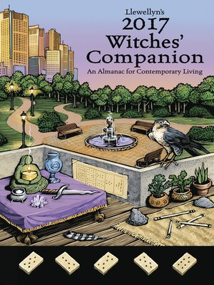 cover image of Llewellyn's 2017 Witches' Companion