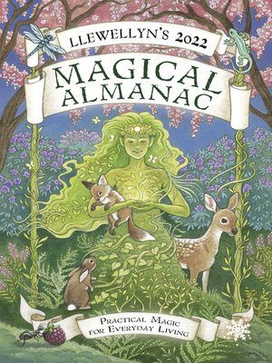 cover image of Llewellyn's 2022 Magical Almanac