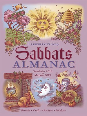 cover image of Llewellyn's 2019 Sabbats Almanac