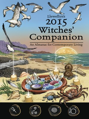 cover image of Llewellyn's 2015 Witches' Companion