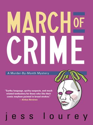 cover image of March of Crime