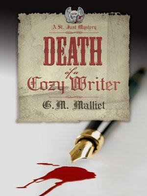 cover image of Death of a Cozy Writer