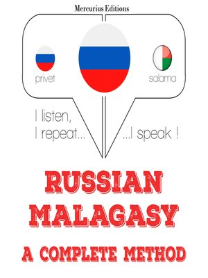 cover image of Russian-Malagasy: a complete method