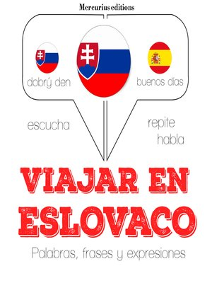 cover image of Viajar en eslovaco