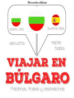cover image of Viajar en búlgaro