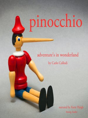 cover image of Pinocchio's Adventures in Wonderland