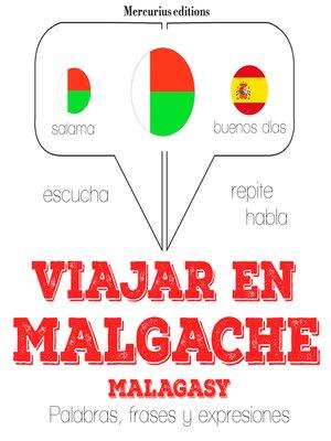 cover image of Viajar en malgache (malagasy)