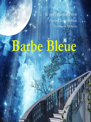 cover image of Barbe Bleue
