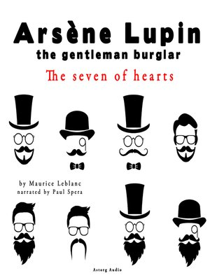 cover image of The Seven of Hearts