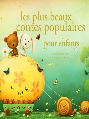 cover image of Les plus beaux contes populaires pour enfants