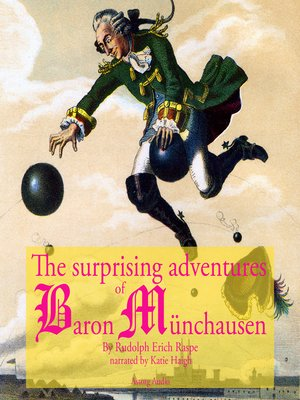 cover image of The Startling Adventures of Baron Munchausen