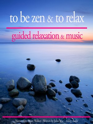 cover image of To Be Zen and to Relax