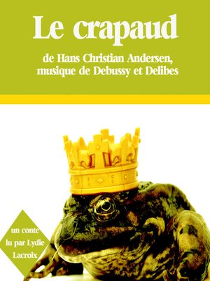 cover image of Le crapaud
