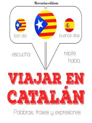 cover image of Viajar en catalán