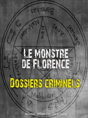 cover image of Le monstre de Florence