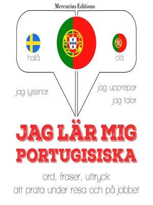 cover image of Jag lär mig portugisiska