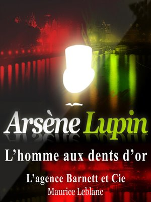 cover image of L'Homme aux dents d'or