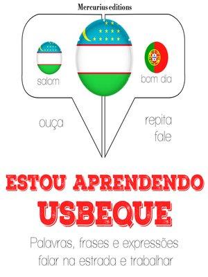 cover image of Estou aprendendo usbeque