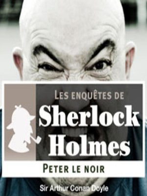 cover image of Peter le noir