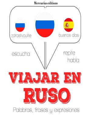 cover image of Viajar en ruso