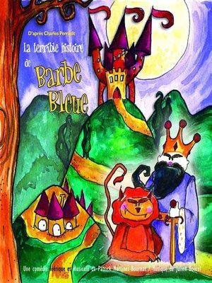 cover image of La terrible histoire de barbe bleue